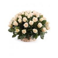 """Корзина цветов """"Благоухающая красота"""""""